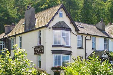 Blenheim Lodge, Barrow on Windermere