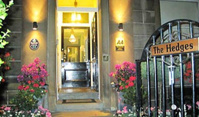 Hedges B&B Edinburgh
