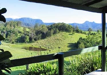 Hillcrest Retreat, Murwillumbah