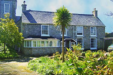 The Old Vicarage, Penzance