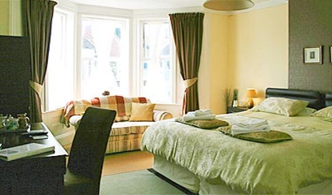 Albany Lodge Guesthouse Weston-super-mare