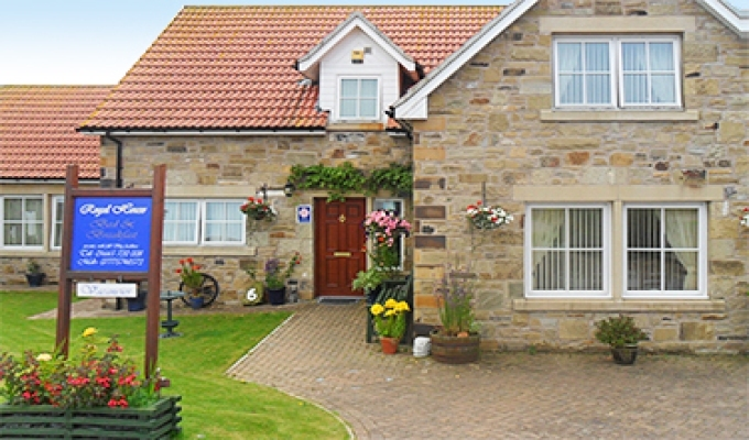 Regal House B&B Seahouses