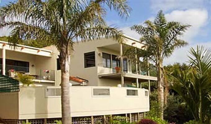 Eden House B&B Whangarei