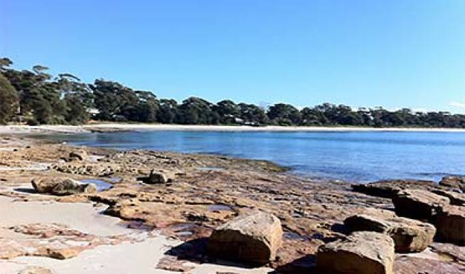 Nelsons Beach Lodge B&B Jervis Bay
