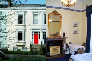 bnb reviews Claremont House B&B