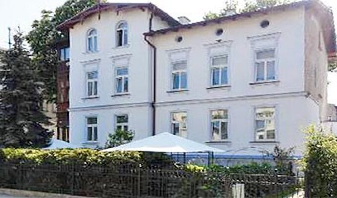 Roza Apartments And Rooms B&B Sopot