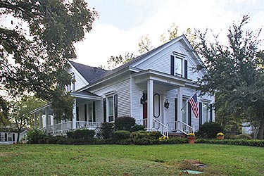 Claiborne House B&B Jefferson