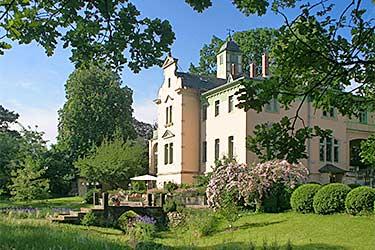Therese Malten Villa, Dresden