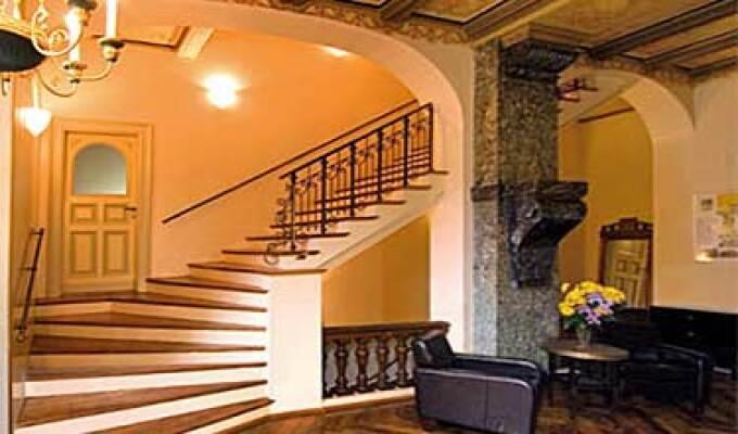 Therese Malten Villa B&B Dresden