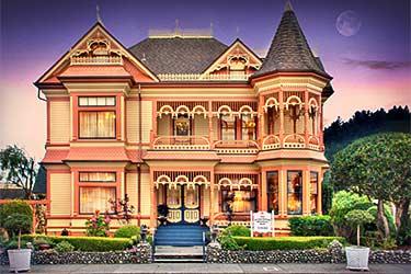 bnb reviews Gingerbread Mansion B&B