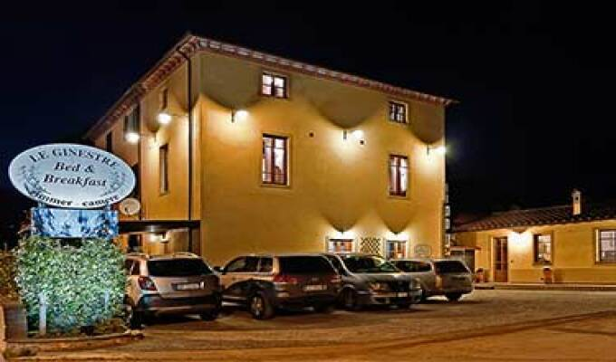 Le Ginestre B&B Massarosa Lucca