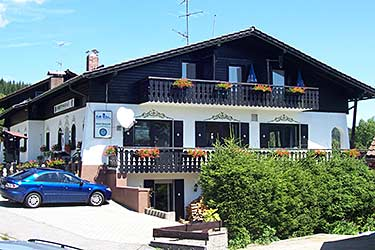 Gaestehaus Am Berg, Bayerisch Eisenstein