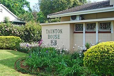 Taunton House B&B Pietermaritzburg