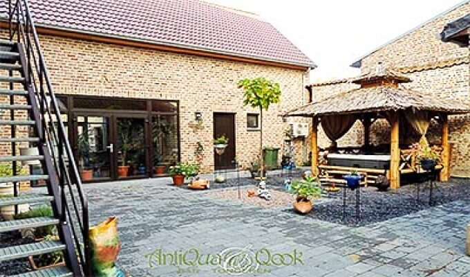 Antiqua and Qook B&B Lauw Tongeren
