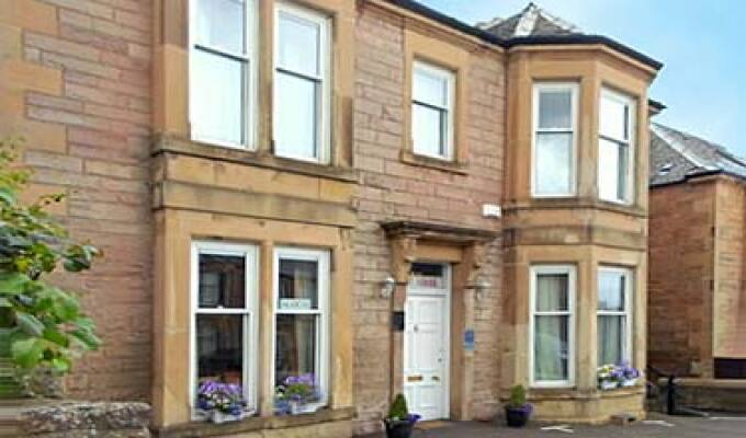 Brae Lodge B&B Edinburgh