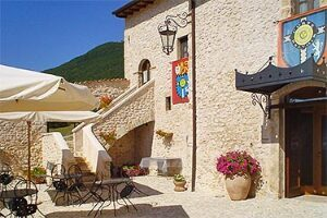 Corte Belvoir Inn B&B Norcia