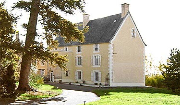 Chateau Ardilleux B&B Chef Boutonne
