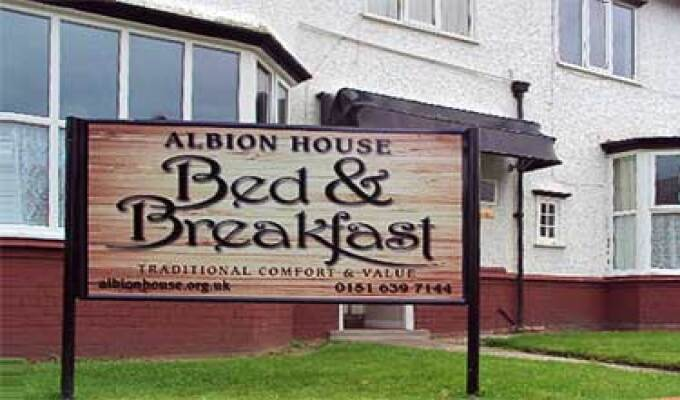 Albion House Guesthouse New Brighton