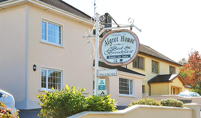 bnb reviews Algret House B&B