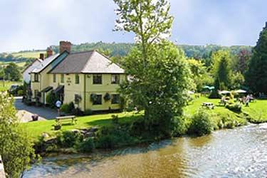 Anchor Inn, Exebridge