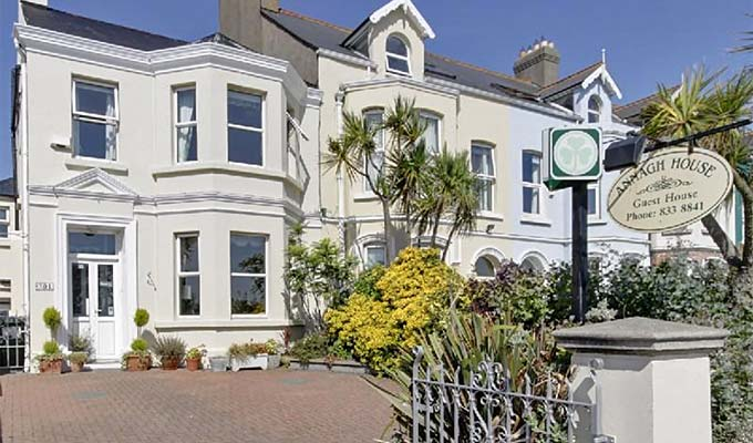 Welcome to Annagh House Clontarf Dublin