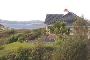 Atlantic View B&B, Clifden, Galway