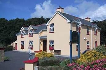 Atlantic House B&B, Castletownshend, Cork
