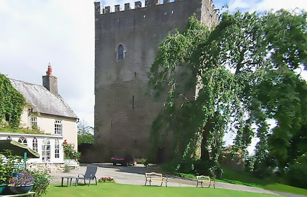 Ballaghmore Castle Guest Accommodation Borris-in-Ossory