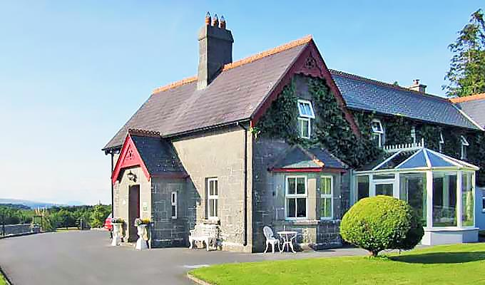 Welcome to Connemara and Ballykine House