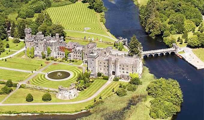 Historic  Monuments & Castles