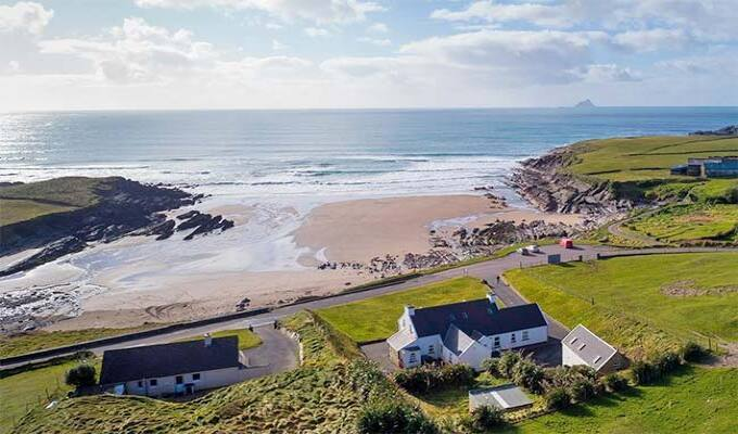 Beach Cove Lodge Ballinskelligs