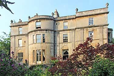 Bloomfield House, Bath