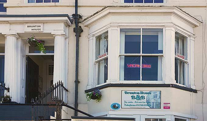 Brunton House B&B Scarborough