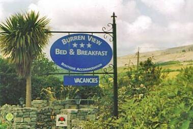 Burren View Ballyvaughan