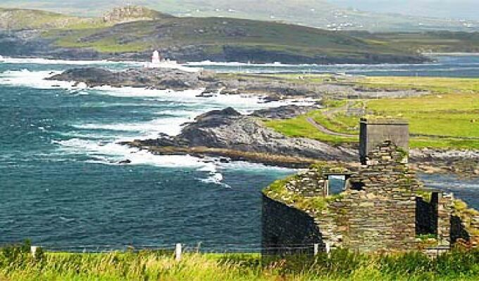 Carraig Liath House B&B Valentia Island