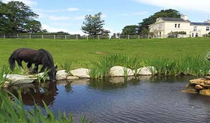 Carriglea House Farm House Killarney
