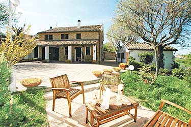 Casale Civetta, Trecastelli