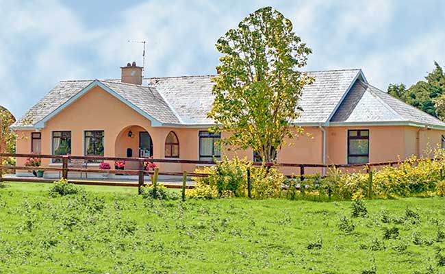bnb reviews Castleview Farm House