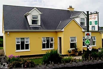 Cliff View Lodge B&B, Liscannor, Clare