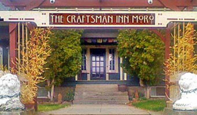 The Craftsman Inn Moro