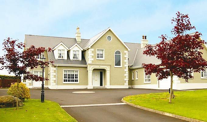 Dergfield House B&B Ballybofey