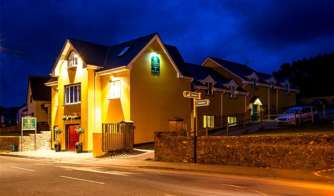 bnb reviews Dingle Marina Lodge B&B