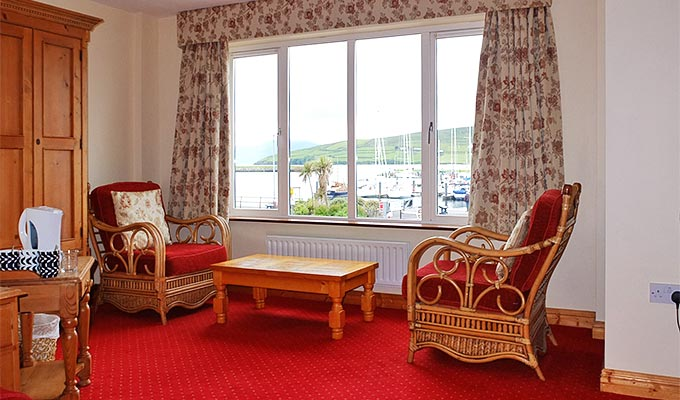 Dingle Marina Lodge, Dingle Town