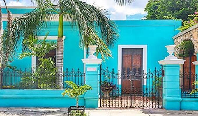 Casa Dos Lirios B&B Merida
