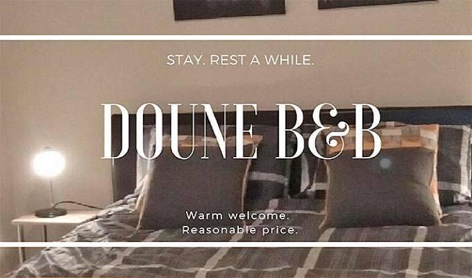 Doune B&B Doune