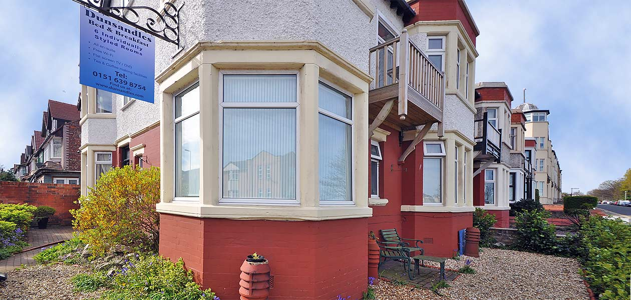 Welcome to Dunsandles Victorian Guesthouse New Brighton