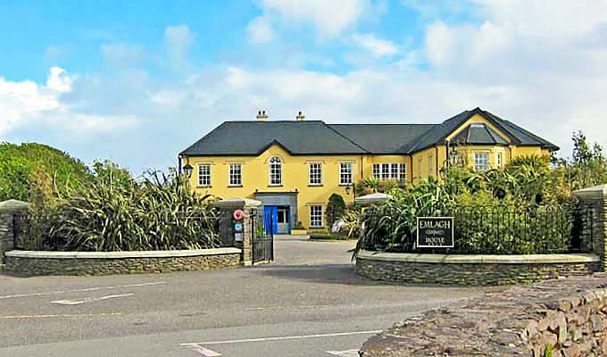 bnb reviews Emlagh House Guesthouse