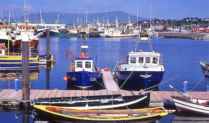 Dingle Harbour - a feeling of beauty