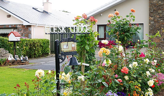 bnb reviews Flesk Lodge