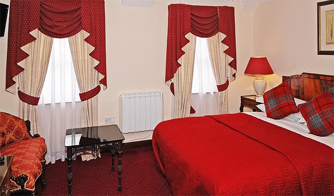 All bedrooms have direct dial telephones, hospitality tray and hairdryers.